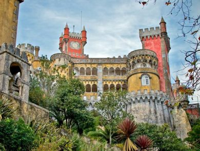 National Palace of Pena