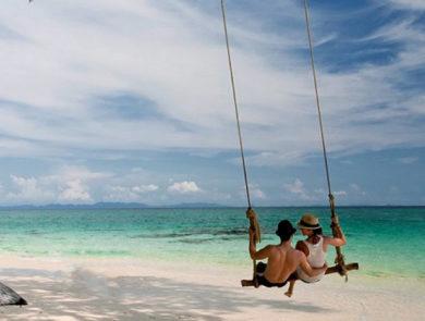 Veligandu Island Beach