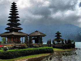 Unique island Bali