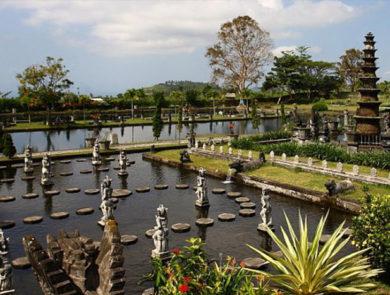 Tirtaganga Water Palace, Bali