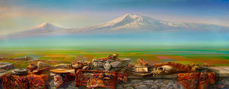 На праздники в Армению 2017 – 2018