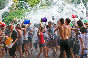 Das Fest Vardavar