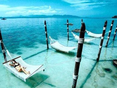 Hammocks, Maldives