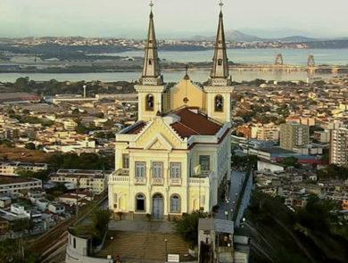 Церковь Пенха в Рио де Жанейро