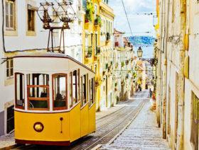Яркий Лиссабон