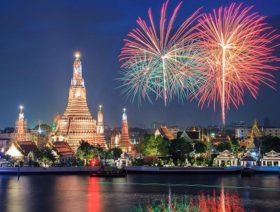 New Year in Pattaya