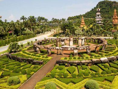 Nong Nooch Garden, Pattaya