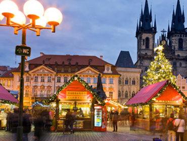 New Year in Prague