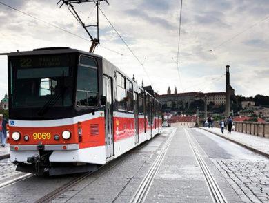 Prague, Tram