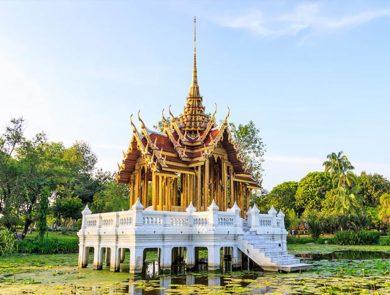 Rama IX Այգի, Բանգկոկ