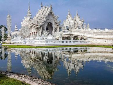 ՛՛White Temple՛՛ in Chiang Rai