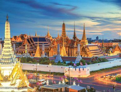 Wat Phra Kaew, Բանկոկ