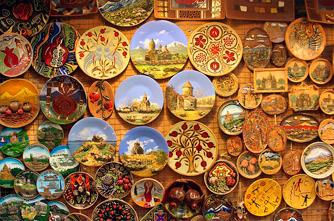Souveniers aus Ceramik