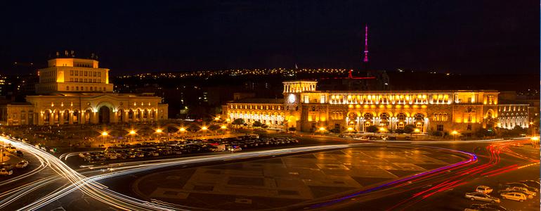 Հանգիստ Երևանում 2017 - 2018