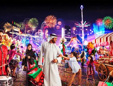 Luxury New Year in Dubai