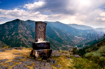 Армянский хачкар