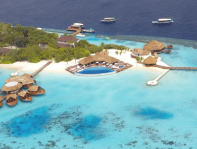 Lily Beach Resort and Spa, Dangeti island