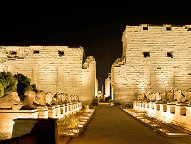 Luxor's Karnak Temple