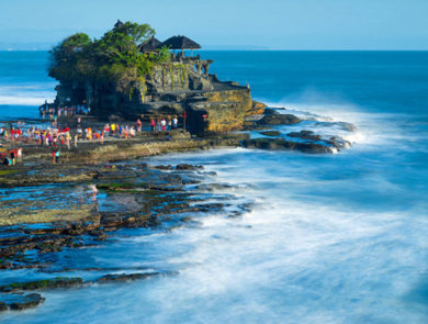 Pura Tanah Lot, Остров Бали