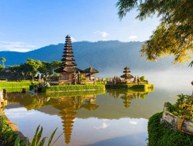 Pura Ulun Danu Bratan, Bali Island