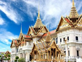 Bangkok + Phuket