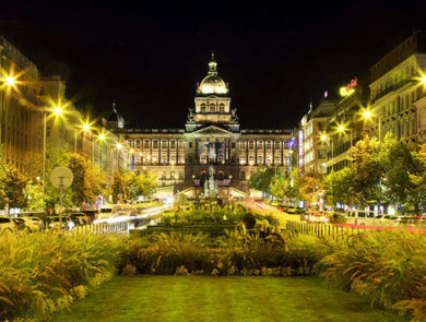 Wenceslas Square