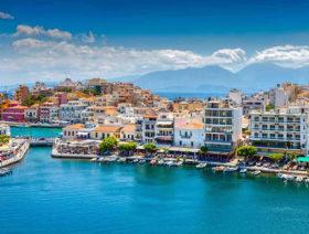 Агиос Николаос, Греция