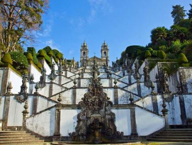 Bom Jesus do Monte Sacrifice, Portugal