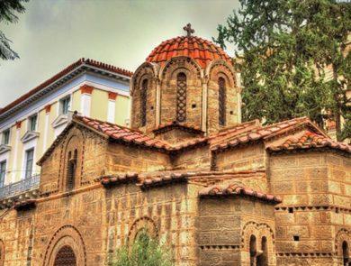 Panagia Kapnikarea Church