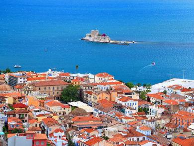 Seaside City of Nafplio