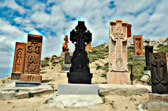 Armenian khachqar