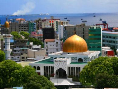 Мечеть Великой Пятницы в Мале