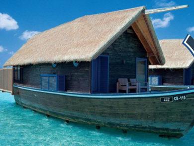 Остров Сокоа, Мальдивы
