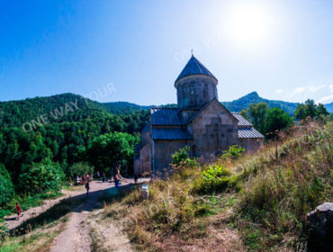 Монастырь Агарцин