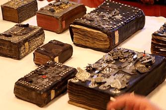 Рукописи из Матенадарана