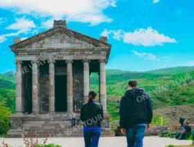 Գառնի, Գեղարդ, Սևան, Ծաղկաձոր