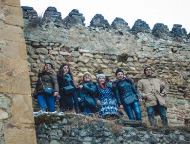 Ananuri fortress