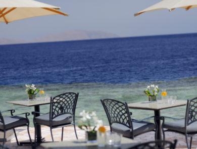 Beach bar, Sharm el Sheikh