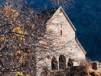 Церковь Зорац