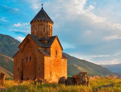 Areni Saint Astvatsatsin church