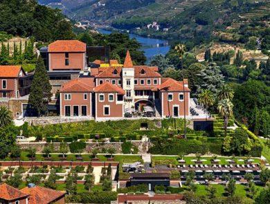 Douro Valley Island, Portugal