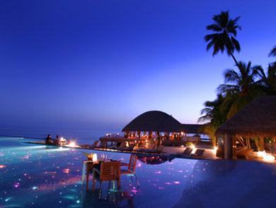 Huvafen Fushi, Мальдивы