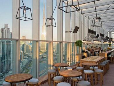 Ресторан Ирис, Дубай