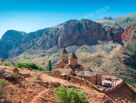 Kloster Khor Wirap, Norawank, Areni 1 Ausgrabungstatte