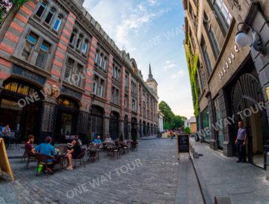 Улица Шарден