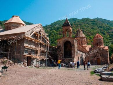 Монастырь Дадиванк