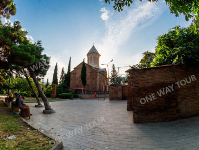 New Etchmiadzin church