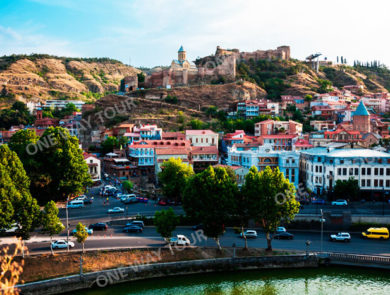 More than 15 sights in Tbilisi