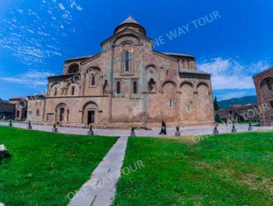 Mtskheta: Svetitskhoveli Cathedral