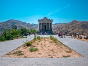 Garni Temple, Geghard Monastery